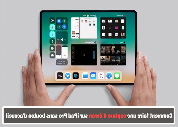 Comment capturer un écran sur un Mac?