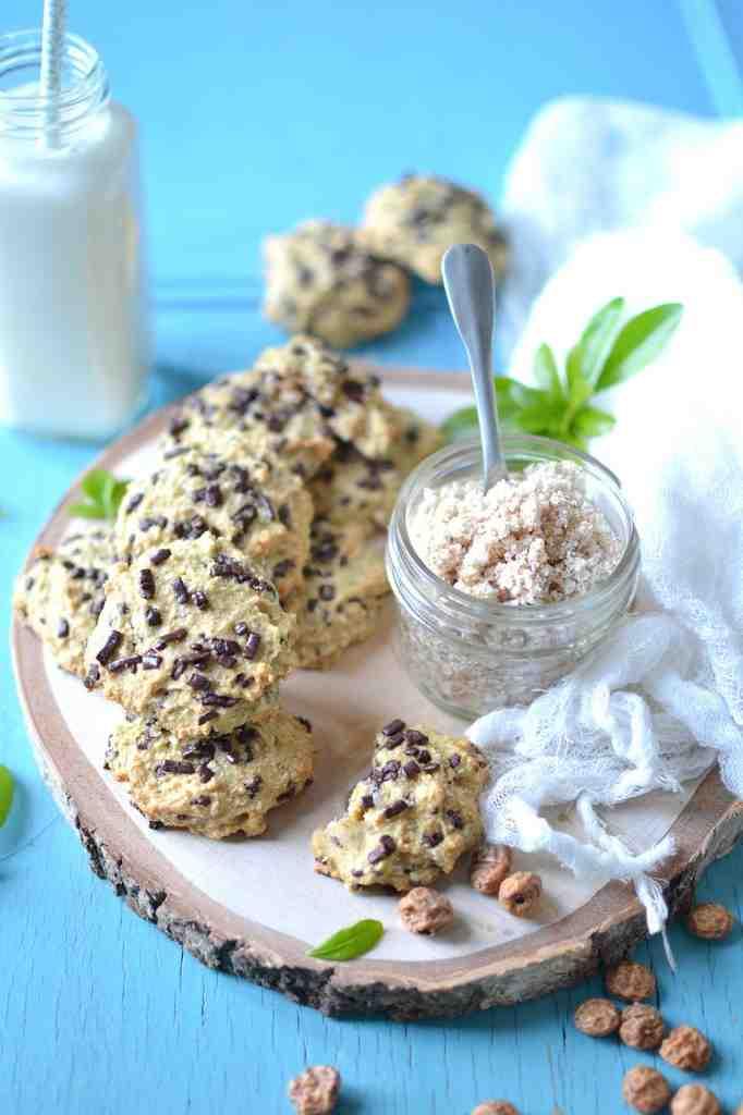 Comment faire des cookies mous Marmiton?