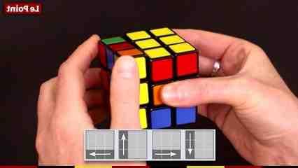 Comment faire un Rubik's cube 3x3x3?