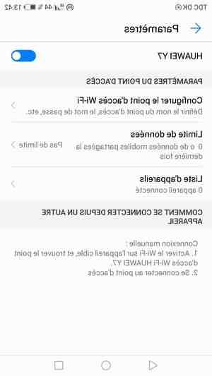 Comment partager un lien sur Samsung?