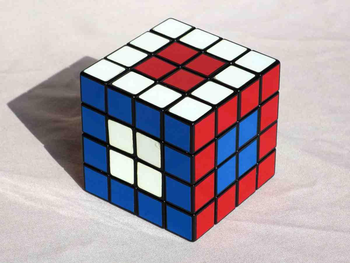 Comment résoudre facilement un cube Rubik?