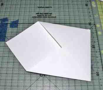 Comment faire une enveloppe avec une feuille de papier?