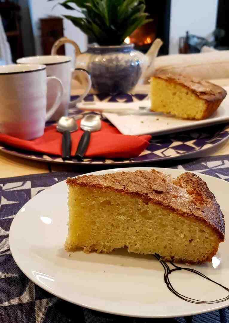 Comment gardez-vous le gâteau gonflé?