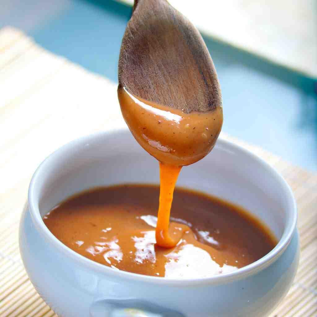 Comment conserver l'eau de caramel?