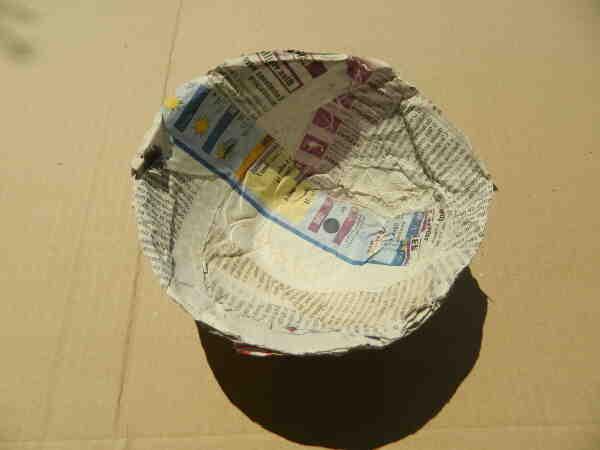 Comment faire du papier mâché sans colle?