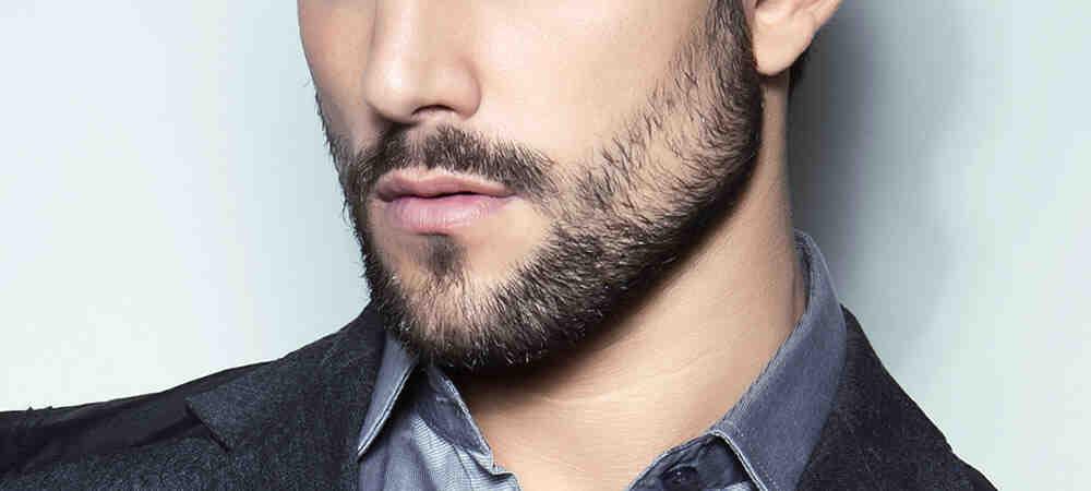Comment faire pousser une barbe pour les garder sans poils?