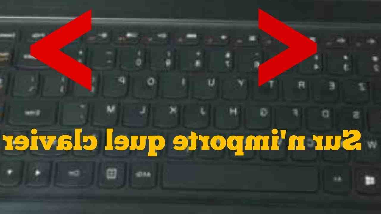 Comment faire un arobase sur un clavier?