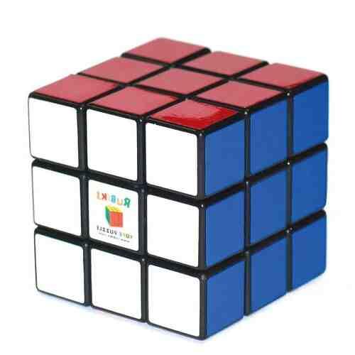 Comment faire un visage de Rubik's Cube?