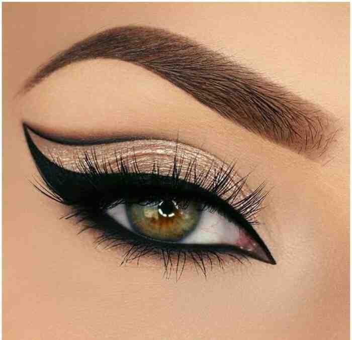 Comment faire une ligne d'eyeliner pour débutant?