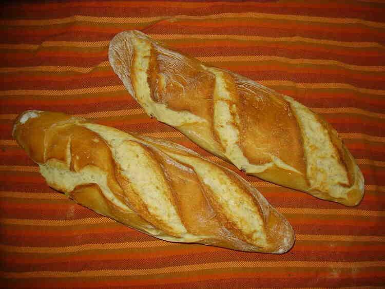 Comment préparer du pain chez le boulanger?