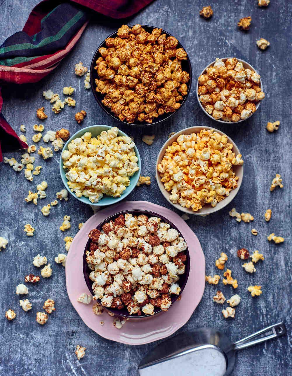 Comment réussir le Popcorn?