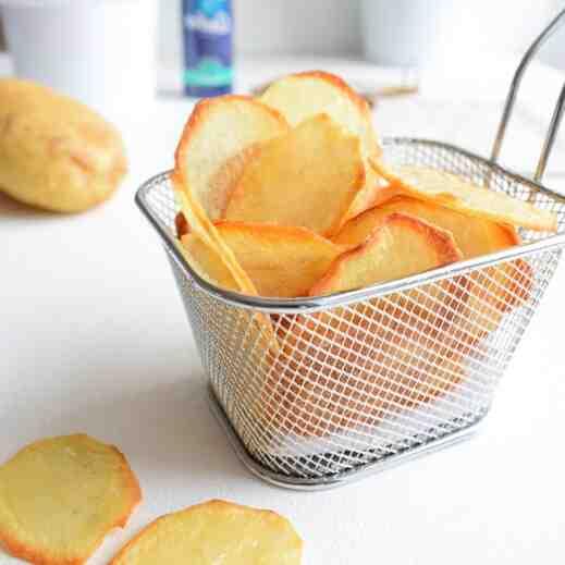 Comment les chips croustillantes sont-elles fabriquées?