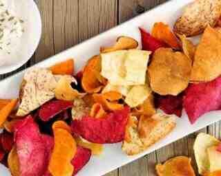 Comment les chips sont-elles fabriquées?