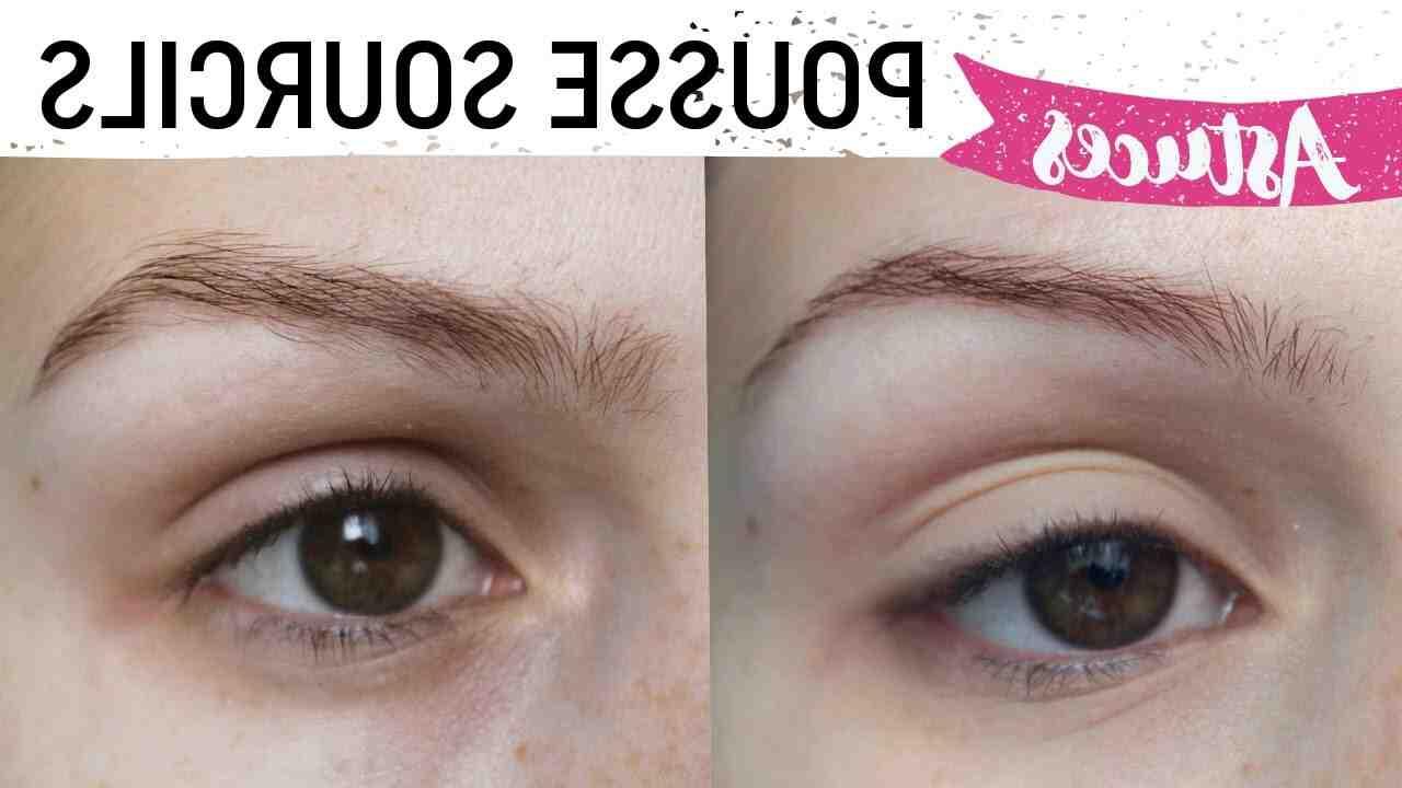 Comment restaurer des sourcils trop décollés ?