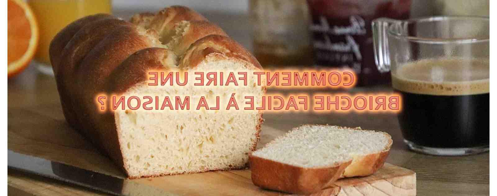 Comment vaporiser la pâte à brioche ?