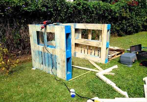 Comment construire un petit abri de jardin ?
