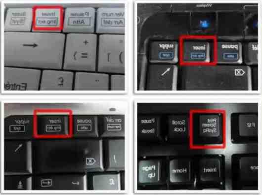 Comment faire une capture d'écran PC ?