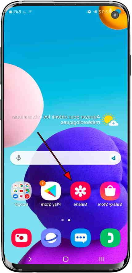 Comment faire une capture d'écran avec Samsung sur 12 ?