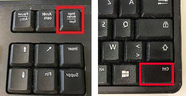 Comment faire une capture d'écran et l'imprimer ?