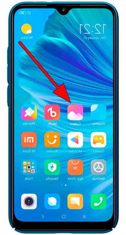 Comment faire une capture d'écran sur un Samsung ?